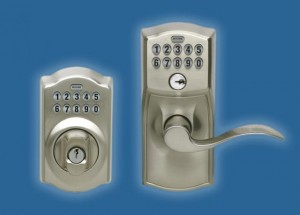 Schlage Keypad Entry Products