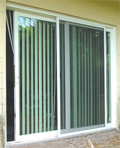 Security doors security door for sliding glass door for Screen door for sliding glass door