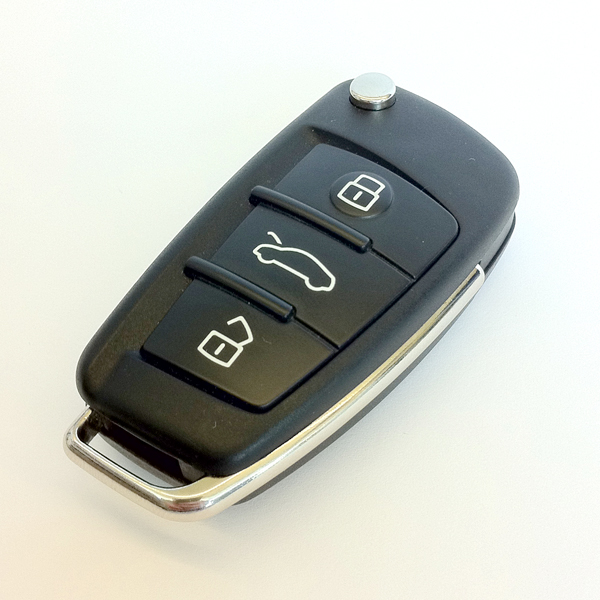 audi remote fob transponder key fresno ca locksmith