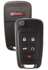 gmc transponder remote key fresno ca