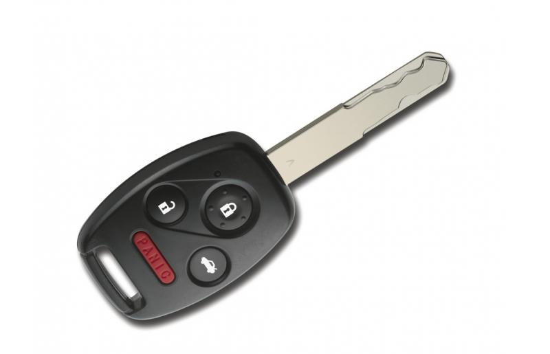 Honda Remote transponder key fresno ca locksmith paxton locksmithing